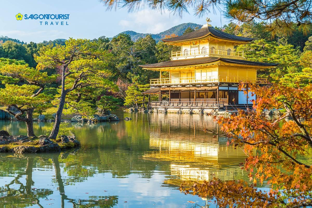 du-lich-nhat-ban-mua-hoa-anh-dao-architecture-at-kinkakuji-temple-577798999