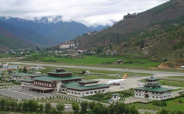 du-lich-bhutan-bhutan-san-bay