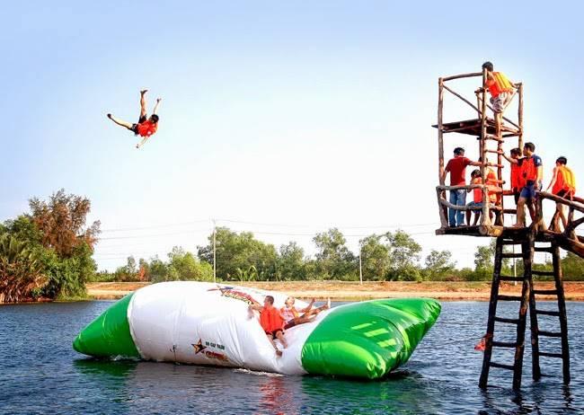 khu-du-lich-bo-cap-vang-nhon-trach,-dong-nai-water-blod-jump